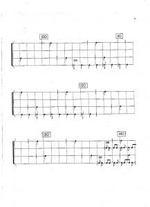 Cage Quartet Mvmt 1 3