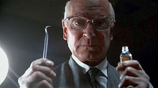 If you've not seen marathon man, this will mean nothing. So go and see it.