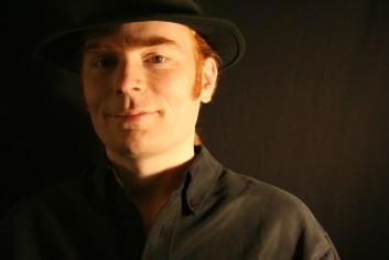 Adam Warne. Rhythmic Ginger to his friends. Beatific.